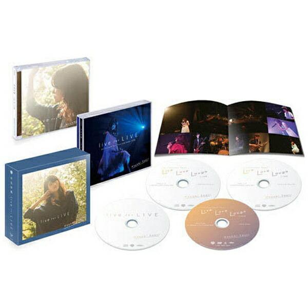 ワーナーブラザース早見沙織/liveforLIVE(DVD付)【CD】【代金引換配送不可】