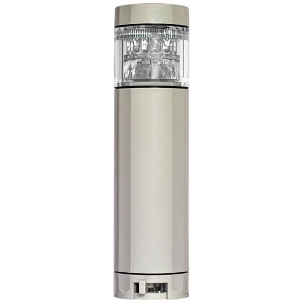 日惠製作所NIKKEIニコタワープリズムVT04Z型LED回転灯46パイ多色発光VT04Z-D24KU《※画像はイメージです。実際の商品とは異なります》