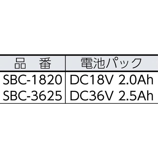 工進KOSHIN工進スマートシリーズ刈払機SBC-3625