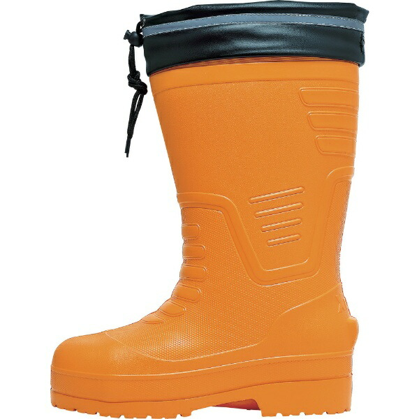 ジーベックXEBECジーベックEVAめちゃ軽防寒長靴85712SSSオレンジ85712-82-SSS《※画像はイメージです。実際の商品とは異なります》