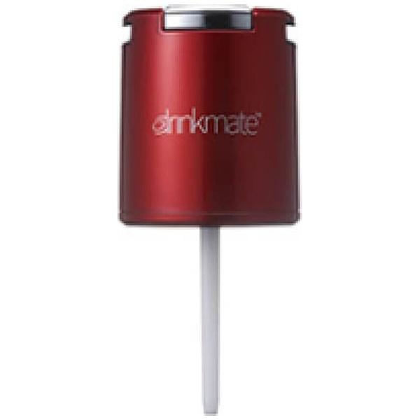 ドリンクメイトdrinkmateソーダメーカー「ドリンクメイト」用インフューザーDRM0012レッド[DRM0012]