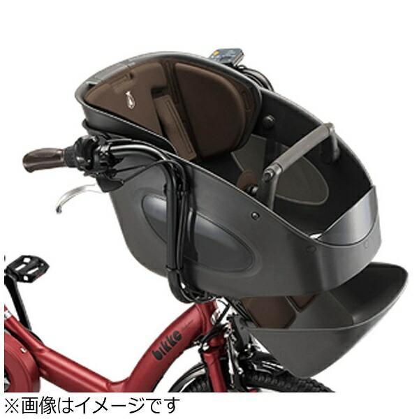 ブリヂストンBRIDGESTONEフロントチャイルドシートクッションbikkePOLAR用(モブダークブラウン)FBP_K