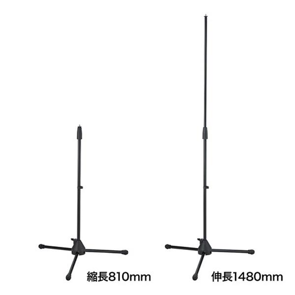 サンワサプライSANWASUPPLYスピーカースタンドMMSPST1【受発注・受注生産商品】