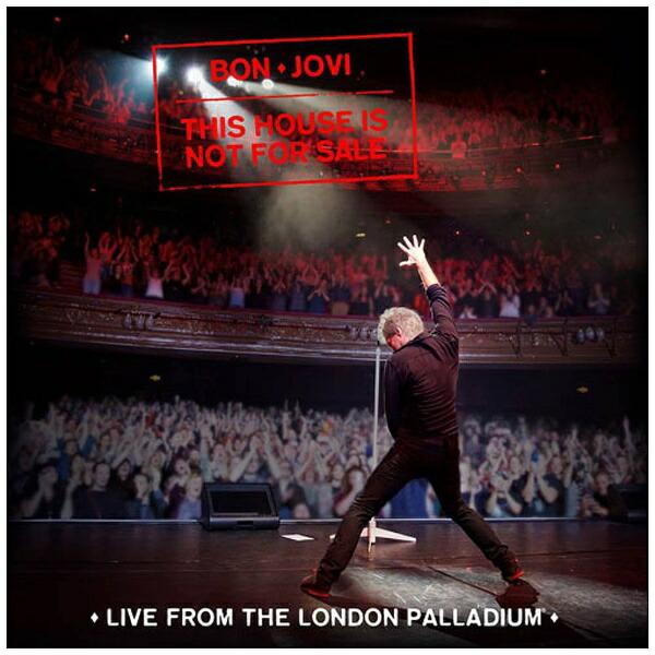 ユニバーサルミュージックボン・ジョヴィ/ディス・ハウス・イズ・ノット・フォー・セール-ライヴ・フロム・ザ・ロンドン・パラディウム【CD】
