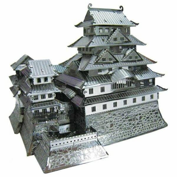 テンヨーメタリックナノパズルTMN-049姫路城