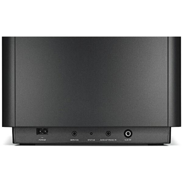 BOSEボーズホームシアターhomeentertainmentsystemブラックLifestyle650[5.1ch/Bluetooth対応][テレビスピーカーLIFESTYLE650BK]【代金引換配送不可】