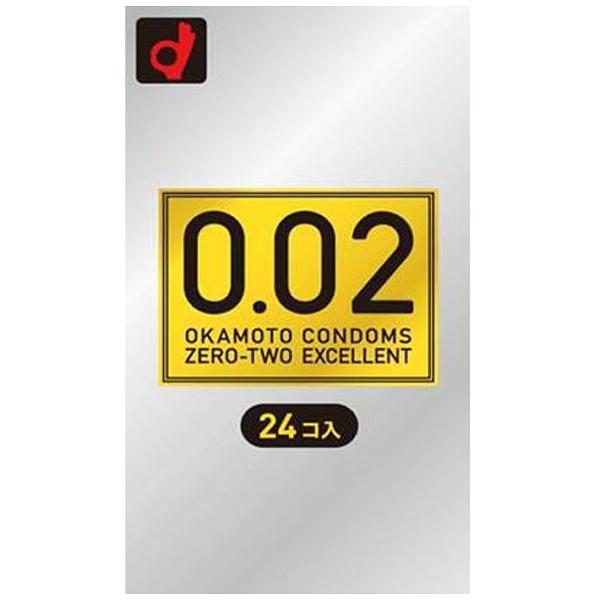 オカモトokamotoうすい均一002EX24個