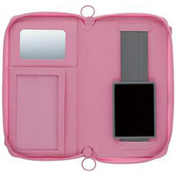 サンクレストSUNCRESTスマートフォン用[幅80mm]痛☆makerカスタマイズマルチカバーLサイズピンクSMC-IM06