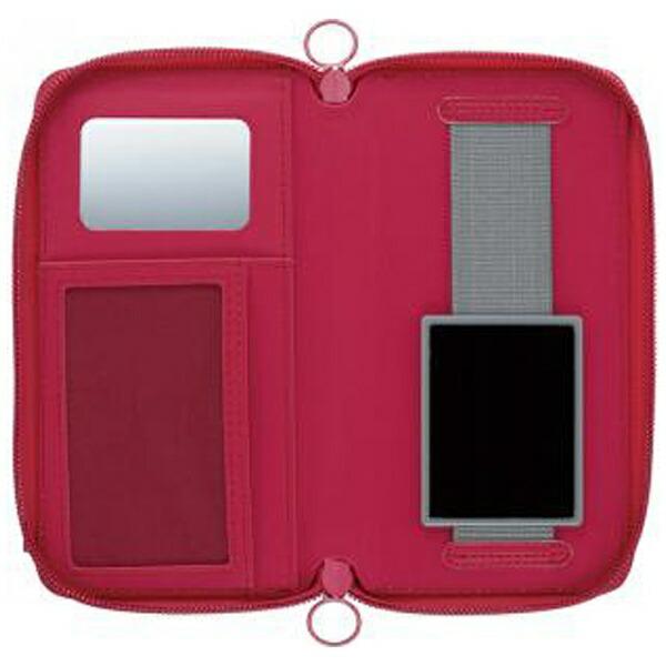 サンクレストSUNCRESTスマートフォン用[幅80mm]痛☆makerカスタマイズマルチカバーLサイズレッドSMC-IM01