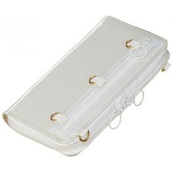 サンクレストSUNCRESTスマートフォン用[幅80mm]痛☆makerカスタマイズマルチカバーLサイズホワイトSMC-IM07