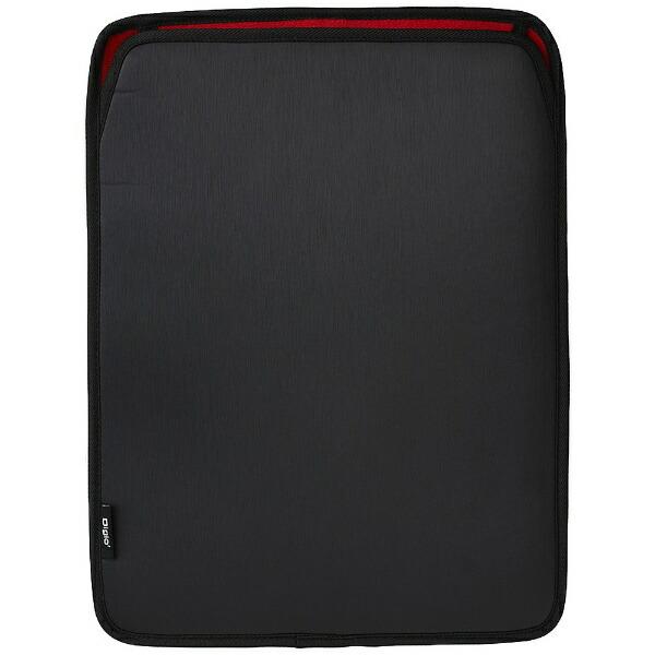 ナカバヤシNakabayashi13インチタブレット対応[横幅305mm]スリップインケースポケット付きブラックTBC-FC131603BK[TBCFC131603BK]