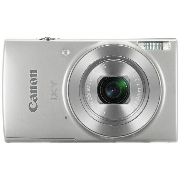 キヤノンCANONIXY210コンパクトデジタルカメラIXY(イクシー)シルバー[IXY210SL]【point_rb】