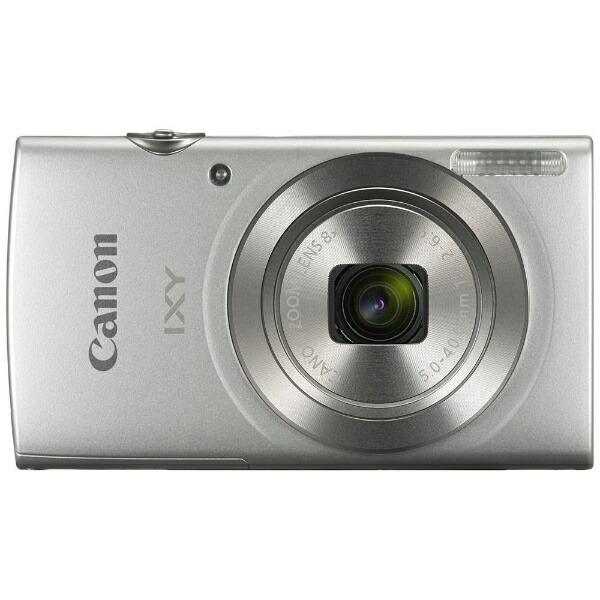 キヤノンCANONIXY200コンパクトデジタルカメラIXY(イクシー)シルバー[IXY200SL]【point_rb】