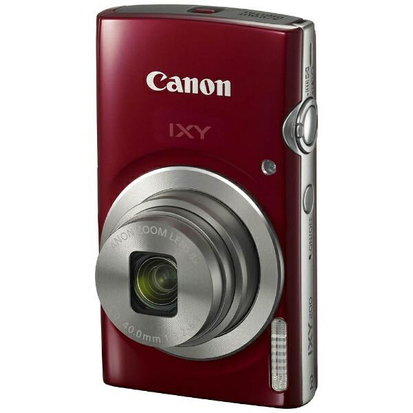 【送料無料】キヤノンCANONIXY200コンパクトデジタルカメラIXY(イクシー)レッド