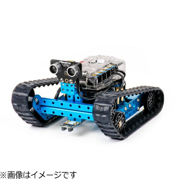 MakeblockJapanメイクブロックmBotRangerRobotKit(BluetoothVersion)[99096]〔ロボットキット:iOS/Android対応〕【STEM教育】[99096]