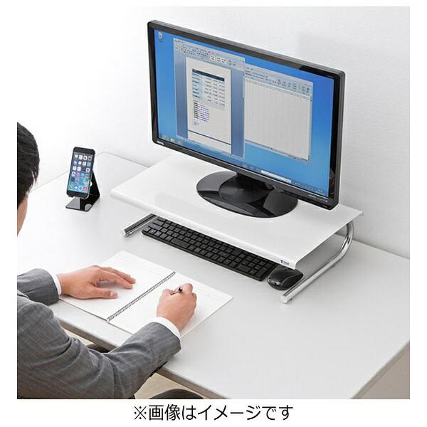 サンワサプライSANWASUPPLY液晶モニタ台MR-LD1【メーカー直送・代金引換不可・時間指定・返品不可】