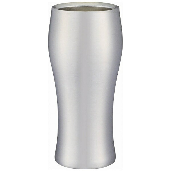 ドウシシャDOSHISHAタンブラー「飲みごろビールタンブラー」(420ml)DSB-420MTマット[DSB420MT]