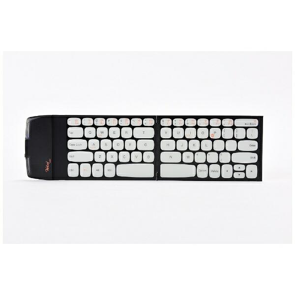 WOORINウーリンPN-301BKキーボード[Win/iOS/Android]Wekey(ウィキー)[Bluetooth/ワイヤレス][PN301BK]