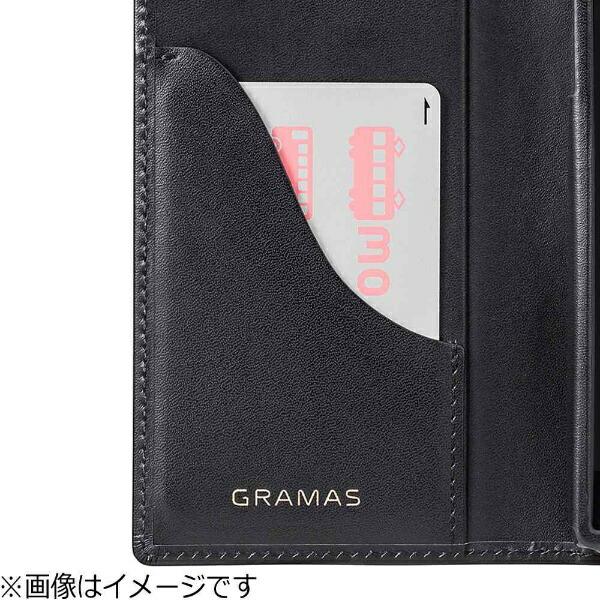 坂本ラヂヲXperiaXCompact用手帳型ケースGRAMASFullLeatherCaseタンGLC6126TA