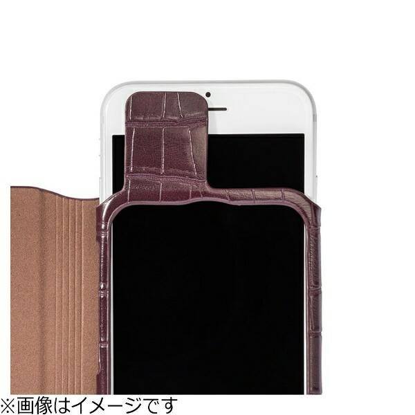 坂本ラヂヲiPhone7Plus用手帳型レザーケースGRAMASCOLORSEUROPassione3LeatherCaseベージュCLC2186PBE