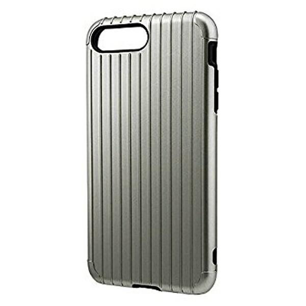 坂本ラヂヲiPhone7Plus用GRAMASCOLORSRibHybridcaseローズゴールドCHC446PRG