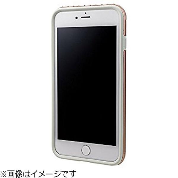 坂本ラヂヲiPhone7Plus用GRAMASCOLORSRibHybridcaseネイビーCHC446PNV