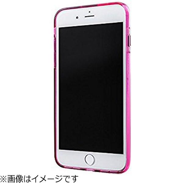 坂本ラヂヲiPhone7Plus用GRAMASCOLORSGEMSHybridCaseルビーピンクCHC476PPK