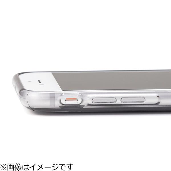 坂本ラヂヲiPhone7Plus用GRAMASCOLORSGEMSHybridCaseシトリンイエロー×パープルCHC476PYL