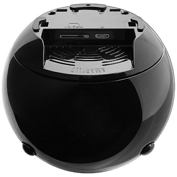 AMARYLLOアマリロACR1501R11ネットワークカメラATOMブラック[暗視対応/無線]