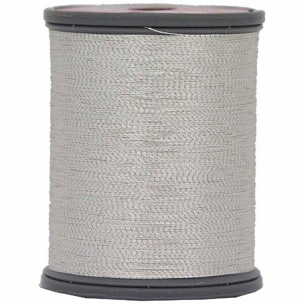 フジックスFUJIXキングスターミシン刺しゅう糸[50番/250m]50-250M-902銀