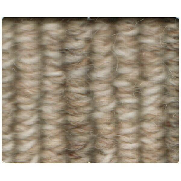 スミノエSUMINOEカーペットウールバレー(10畳/352×440cm/ベージュ)