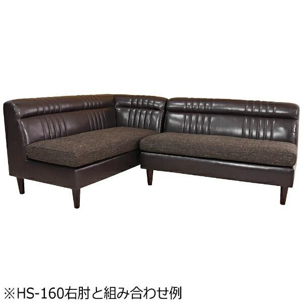 東谷AZUMAYA【ソファ】ナックス2人掛けHS-160BRA(W119×D71×H71×SH42cm)