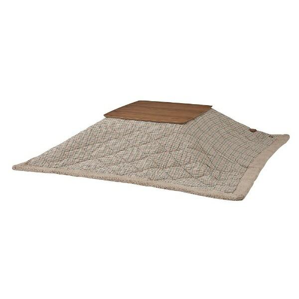 東谷AZUMAYAKK-127こたつ布団[対応天板サイズ:約75×75cm/正方形]