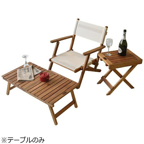 東谷AZUMAYAフォールディングテーブルNX-514(W73×D40×H28cm)