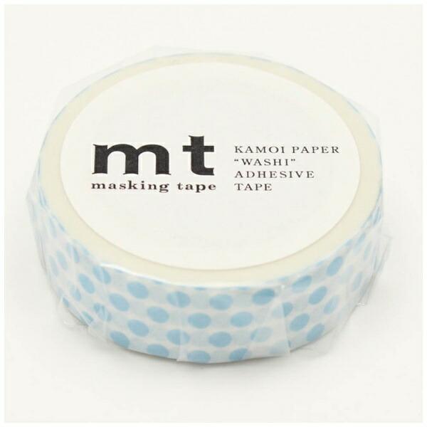 カモ井加工紙KAMOImtマスキングテープmt1Pドット・アイスMT01D360