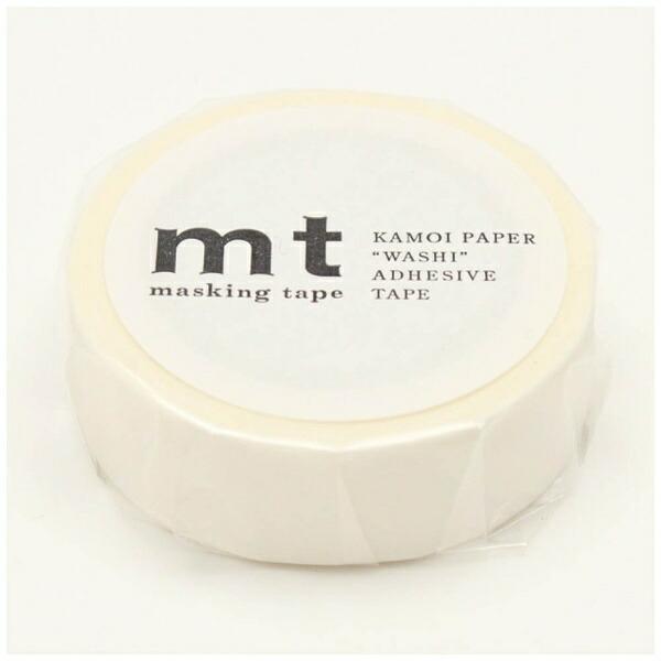 カモ井加工紙KAMOImtマスキングテープmt1Pストライプ・ホワイトMT01D379