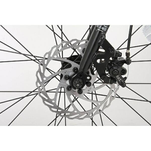 オオトモOTOMO700×28C型クロスバイクATHENA(マットブラック/470サイズ《適応身長:160cm以上》)CAC-027-DC【2017年モデル】【組立商品につき返品不可】【代金引換配送不可】