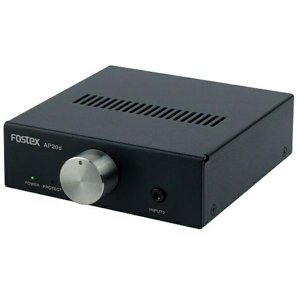 FOSTEXフォステクス【ハイレゾ音源対応】パーソナルアンプAP20d[AP20DJPN]