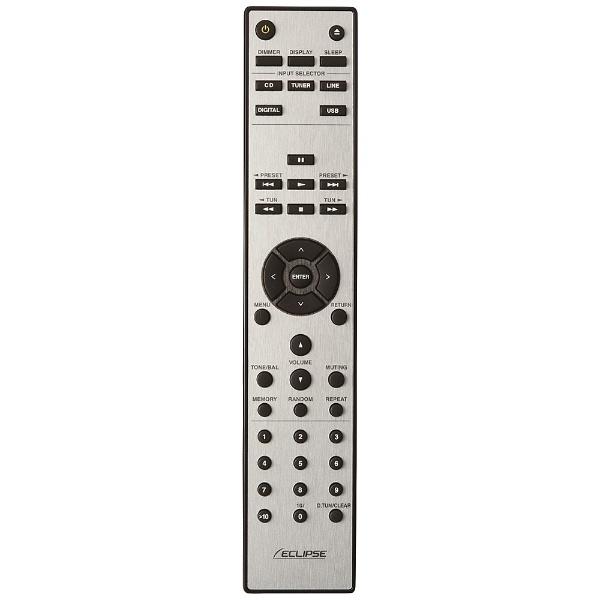 デンソーテンCDレシーバースピーカーパックCDR1+508パックBK(スピーカー2本/ブラック)[CDコンポ高音質CDR1508パックBK]
