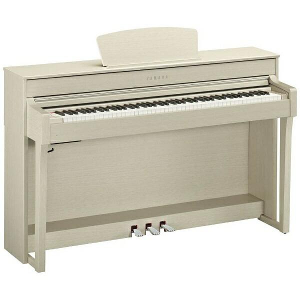 ヤマハYAMAHACLP-635WA電子ピアノClavinova(クラビノーバ)ホワイトアッシュ調[88鍵盤][ヘッドホン付きCLP635WA]【point_rb】