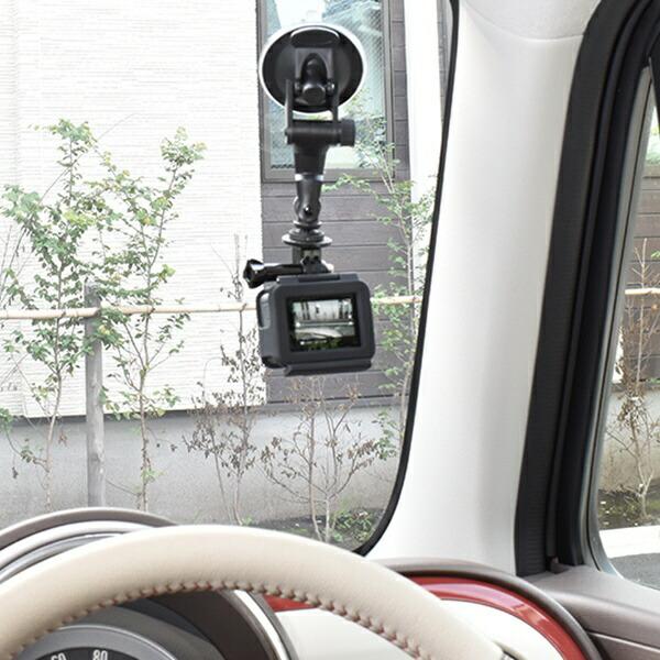 GLIDERグライダーGOPro用トライポッド吸盤マウントGLD4196GP61