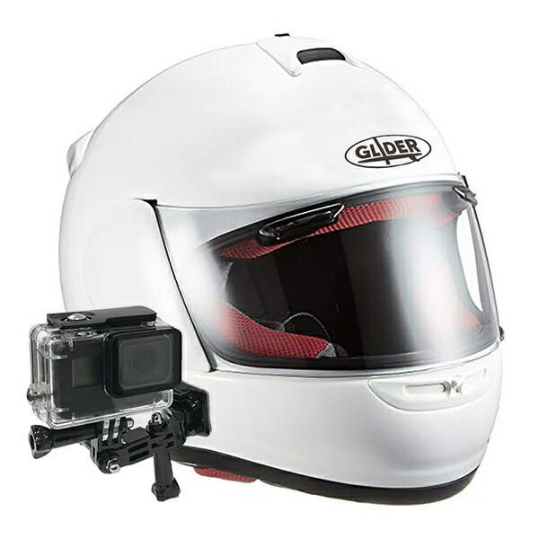 GLIDERグライダーGOPro用トライポッドヘルメットマウントBGLD5155GP64