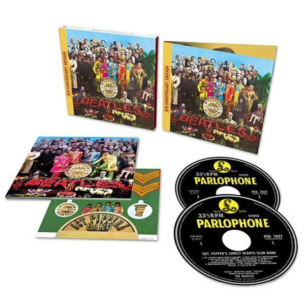 ユニバーサルミュージックザ・ビートルズ/サージェント・ペパーズ・ロンリー・ハーツ・クラブ・バンド<2CD>通常盤【CD】【代金引換配送不可】