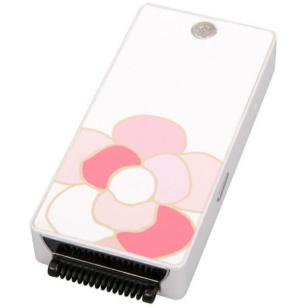 オムニOMNIYMO-106脱毛器HeatFlashDepi(ヒートフラッシュデピ)花柄[フラッシュ式(光脱毛)][YMO106]