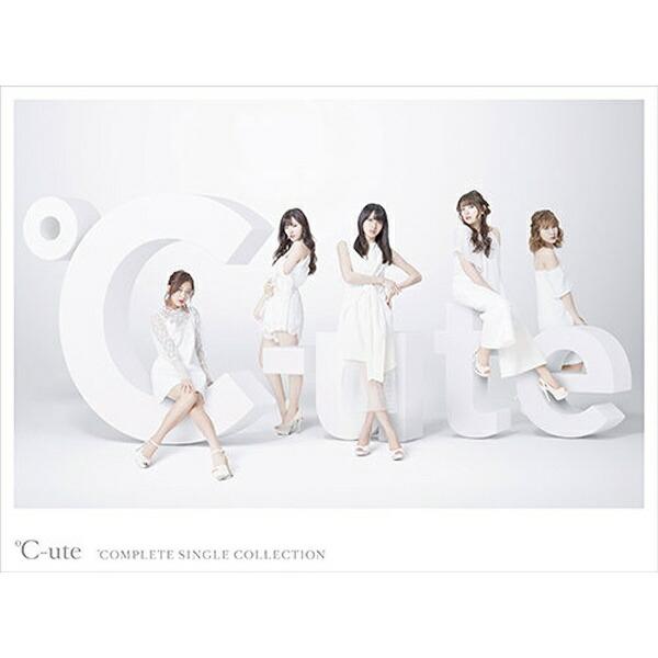 ソニーミュージックマーケティング℃-ute/℃OMPLETESINGLECOLLECTION初回生産限定盤A【CD】