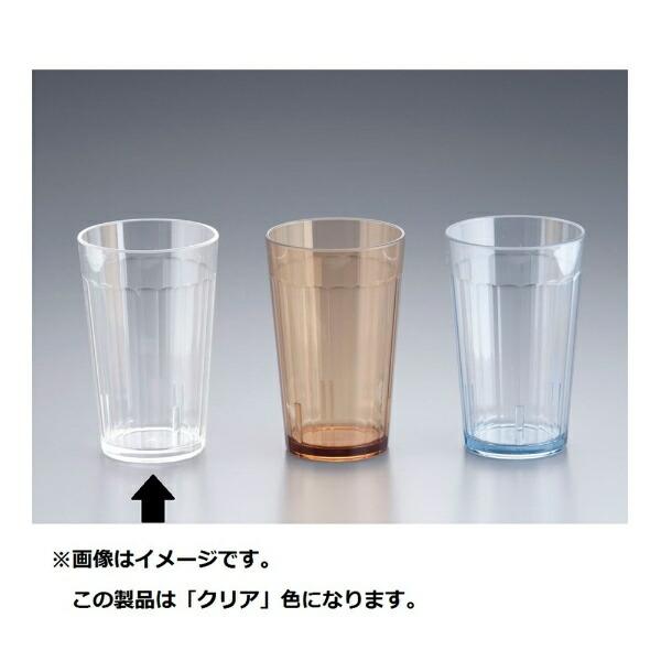 関東プラスチック工業KantohPlasticIndustryポリカーボネイトマーレ16オンスタンブラーBK-116クリア<PTVB501>[PTVB501]