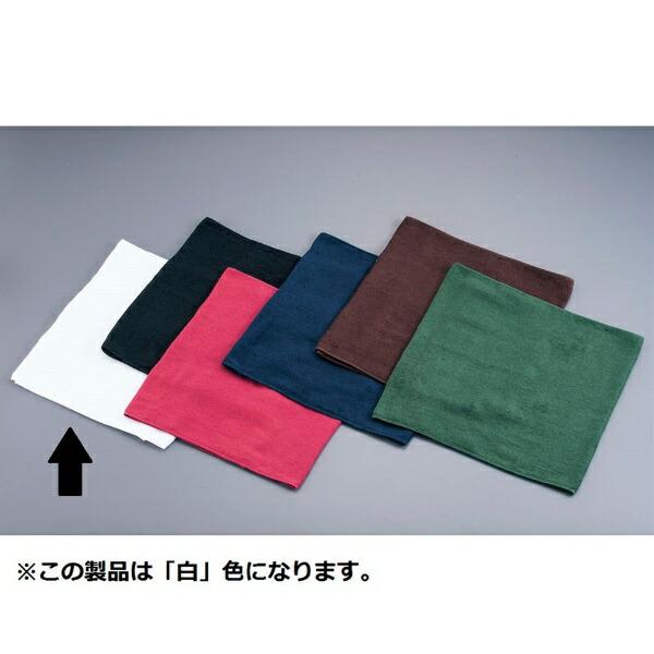 吉田織物ミューファン抗菌オシボリタオル(12枚入)白<POT0301>[POT0301]
