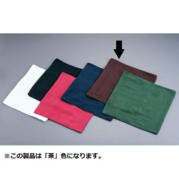 吉田織物ミューファン抗菌オシボリタオル(12枚入)茶<POT0305>[POT0305]