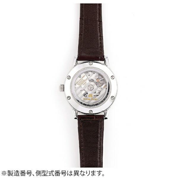 セイコーSEIKOグランドセイコー(GrandSeiko)「メカニカル」SBGM221【日本製】