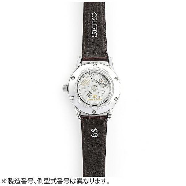 セイコーSEIKOグランドセイコー(GrandSeiko)「メカニカル」SBGR261【日本製】